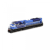 Athearn G68816 HO SD70ACe, w/DCC & Sound, EMD/Blue #1205