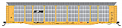 InterMountain 452105 - HO Bi-Level Auto Rack - Norfolk Southern/TTGX Flat Car #973881
