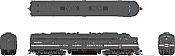 Rapido 28026 HO - EMD E8A (DC/Silent) New York Central - Cigar Band #4020