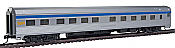 Walther's MainLine HO 30109 85' Budd 10-6 Sleeper - Ready to Run - Via Rail Canada