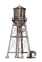 Woodland Scenics 5064 HO Rustic Water Tower - Built-&-Ready(R) Landmark Structure