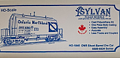 Sylvan Scale Models 1045 HO Scale - ONR Short Barrel Ore Car - Unpainted and Resin Cast Kit