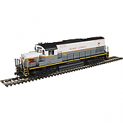 Atlas 10002965 - HO DCC/Sound - C-420 PH.1 LN Gold Delaware-Lackawanna #405