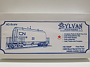 Sylvan Scale Models 1044P HO Scale - CNR Short Barrel Ore Car - Five Pack - Unpainted and Resin Cast Kit