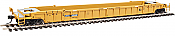 WalthersMainline HO 55073 53 Ft NSC 3 Unit Well Cars - Trailer-Train - TTX 620480