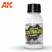 AK Interactive Texturizer Acrylic Resin for Pigments 100ml