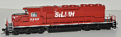 Bowser 24511 HO GMD SD40-2 DCC Ready - St L& H (St Lawrence and Hudson) #5690