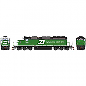 Athearn RTR 72121 HO Scale - SD40-2 - w/DCC & Sound - Burlington Northern #7812