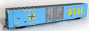 Tangent Scale Models 25012-08 - HO Greenville 86ft Double Plug Door Box Car - DT&I #26764