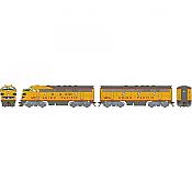 Athearn Genesis G19534 HO Scale - F7 A/B EMD F-Unit Diesel - DCC & Sound - Union Pacific #1471/1492B