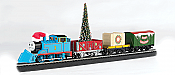 Bachmann Industries 00721 HO Scale Thomas Christmas Express Train Set 160-00721