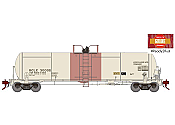 Athearn Genesis G40187 HO - GATC 20,000-Gallon GS Tank - UCLX #30012