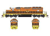 Athearn RTR 72106 HO Scale - SD40-2 - w/DCC & Sound - RCP&E #3420