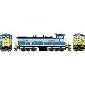 Athearn Genesis G74628 - HO MP15AC - DCC & Sound - Long Island Railroad #157