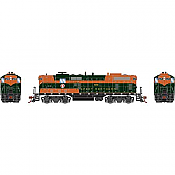 Athearn Genesis G82254 - HO GP7 - DCC Ready - Great Northern #615
