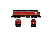 Rapido 083115 HO Scale EMD F40PH Ph2 with Ditch Lights, Standard DC, Agawa Canyon No.106