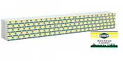 Walthers SceneMaster 3163 - HO Wrapped Lumber Load for 72ft Centerbeam Flatcar - Irving Lumber
