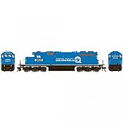 Athearn RTR 88945 - HO SD38 - DCC/Sound - Conrail (NS) #3805
