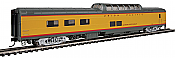 Walthers Proto 18155 - HO 85ft ACF Dome Diner Coach - Union Pacific (Missouri River Eagle) #7011