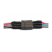 TCS 1411 - 6-Pin (2x3) Mini Connector with Wires