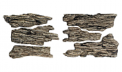 Woodland Scenics 1136 All Scale - Shelf Rocks - Ready Rocks - 6 Pieces