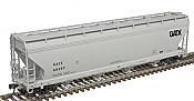 Atlas 20006393 - HO ACF 5250 Covered Hopper - General American (GACX) #60438
