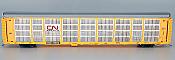 InterMountain OVR Exclusive - HO Bi-Level Auto Rack - Canadian National/TTGX #706113