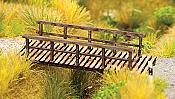 Walthers 4128 HO SceneMaster Foot Bridge