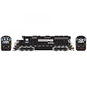 Athearn Genesis G65163 - HO GP40-2 Diesel - w/DCC & Sound - NS #3007