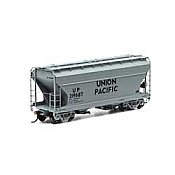 Athearn RTR 93997 - HO ACF 2970 Covered Hopper - Union Pacific #219687