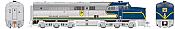 Rapido 23508 HO - PA-1 Single Locomotive - DCC & Sound - Delaware & Hudson #19