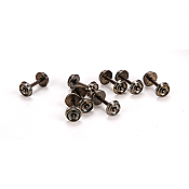 Athearn 90501 HO - 33in Metal Wheelset - Long Axle (8)