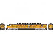 Athearn Genesis G71647 HO Scale - DDA40X - w/DCC & Sound - Union Pacific #6911