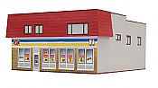 IMEX Ho Scale 6125 Convenience Store