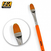 AK Interactive 579  Rounded Weathering Brush