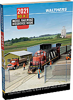 Walthers Publications 221 - Model Railroad Reference Book - 2021
