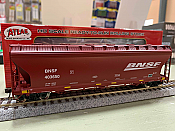 Atlas Model Railroad 20005522 HO 4650 Centerflow Hopper BNSF (Swoosh Logo) No.403612