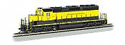 Bachmann 60914 - HO EMD SD40-2 - DCC Ready - New York, Susquehanna & Western #3018