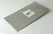 K&S Engineering 16254 All Scale - 0.008 inch Thick Tin Flat Sheet - 6x12inch