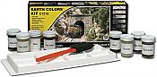 Woodland Scenics 1215 - Liquid Pigment - Earth Color Kit (8/pkg)