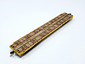 ITLA Scale Models Inc. 4908 - HO wood deck for Walthers 60ft Pullman-Standard Flatcar