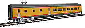 Walthers Proto 18604 - HO 85ft ACF 48-Seat Diner - Lighted - Union Pacific (City of Los Angeles) #4804