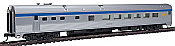 Walthers Mainline 30159 - HO 85Ft Budd Diner - Ready to Run - Via Rail Canada