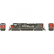 Athearn G31643 HO Scale - G2 Dash 9-44CW - DCC & Sound - Southern Pacific #8192