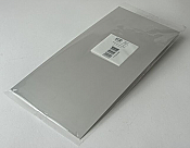 K&S Engineering 16512 All Scale - 0.013 inch Thick Tin Flat Sheet - 6x12inch