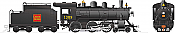 Rapido 603013 HO H-6-d Canadian National Railway #1389 DC/Silent Pre-Order coming 2020