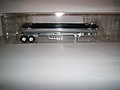 Trucks n Stuff 60100 HO  - Heil Petroleum Tank Semi Trailer Only - Assembled - Silver Tank