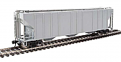 Walthers Mainline 7450 - HO 50ft PS-2 CD 4427 Covered Hopper - Undecorated