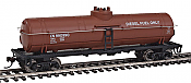 WalthersTrainline 1445 HO Tank Car - Ready to Run - Canadian National CN 990990