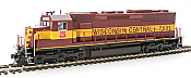 WalthersProto 48073 HO EMD SD45 -  DCC Ready - Wisconsin Central #7504